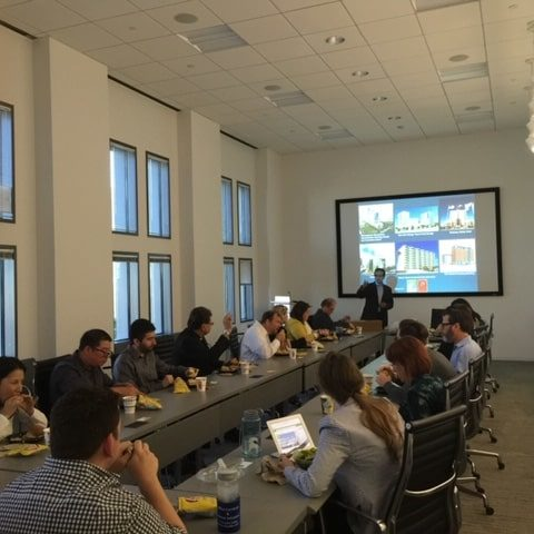 Lunch & Learn Photo